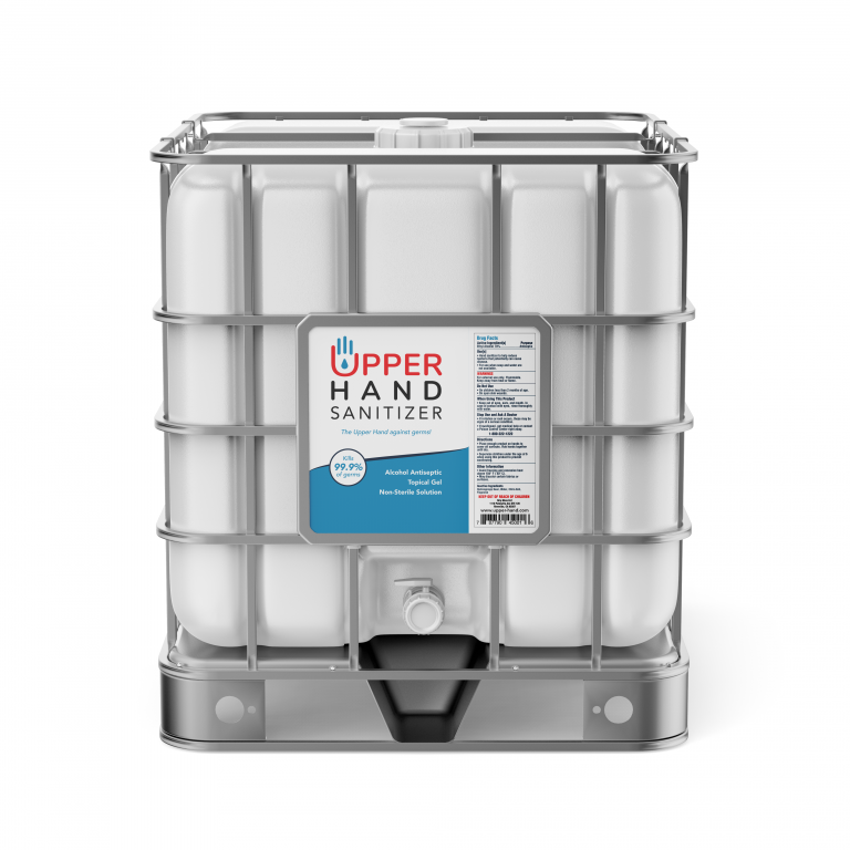 Upper Hand Sanitizer - 275 Gallon Tote